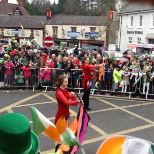 St Patrick's Day Parade, Lucan