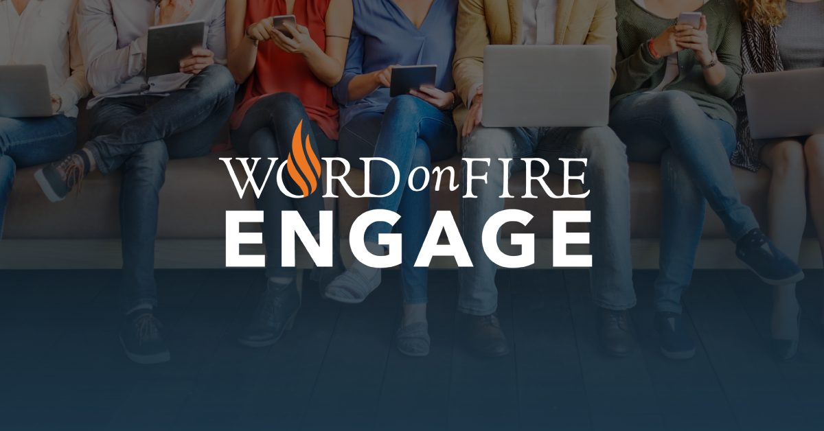 Word On Fire Sign Up