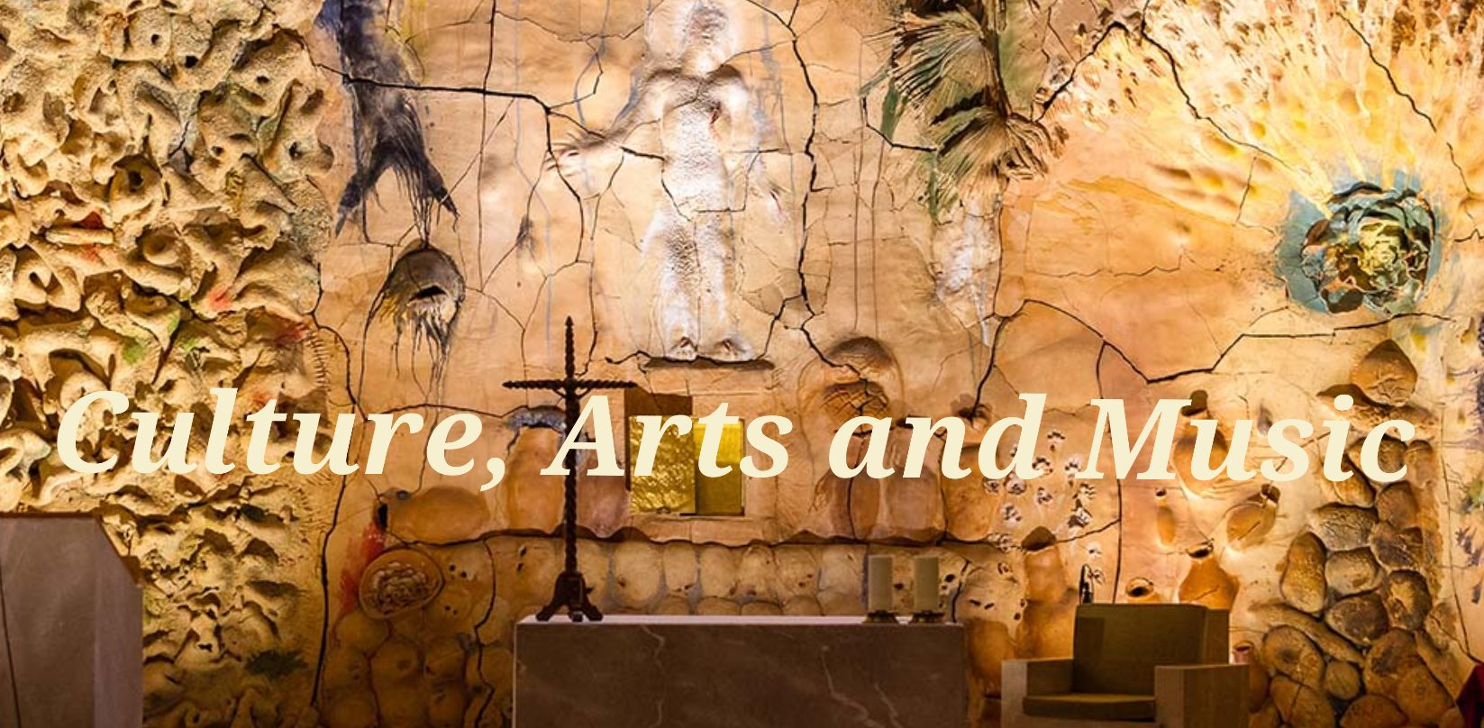 Music, Arts & Culture